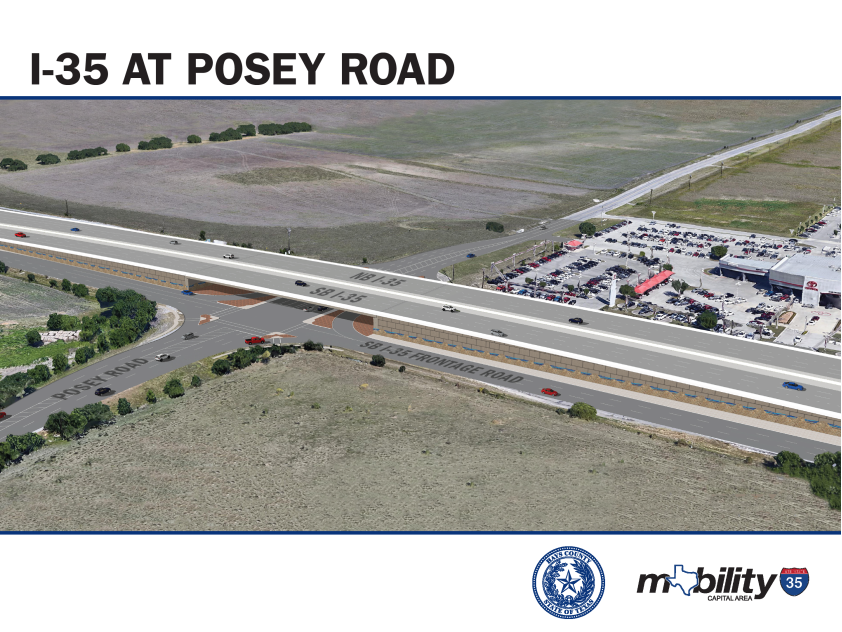 Posey Road Rendering