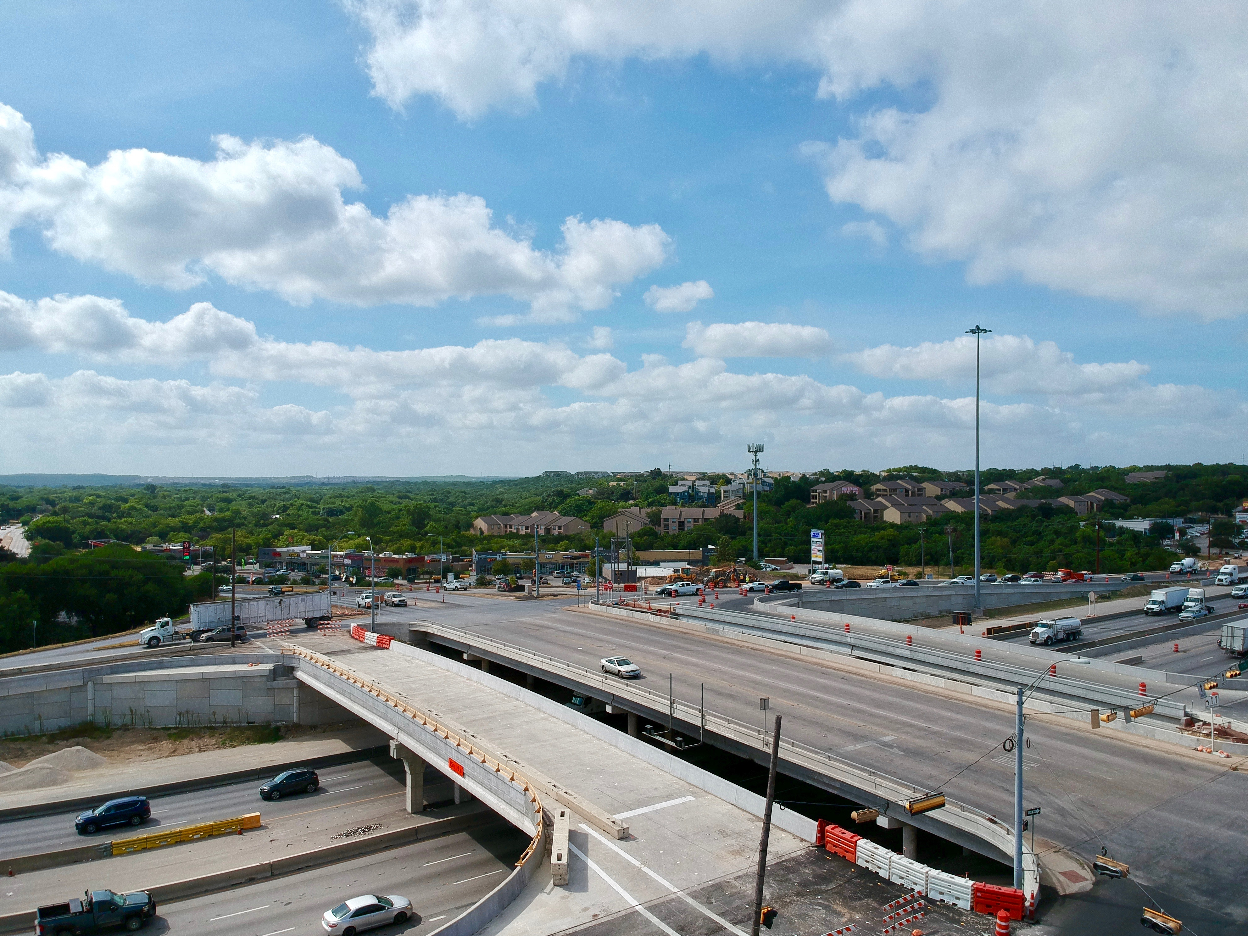 I-35 from Stassney Lane to William Cannon Drive